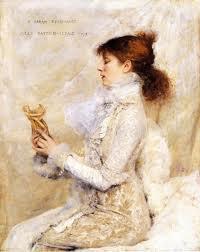 Sarah Bernhardt - Julien Bastien-Lepage