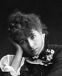 Sarah Bernhardt - Paul Nadar