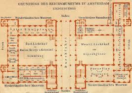 Rijksmuseum - Plattegrond