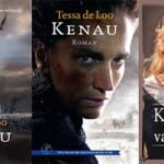Kenau een gezicht geven op de cover van de boeken van Tessa de Loo en Lydia Rood
