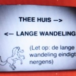 Oproep van Matthijs van Nieuwkerk: verzin een woord voor een wandeling die niet eindigt