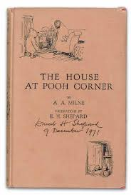 The House at Pooh Corner - A.A. Milne