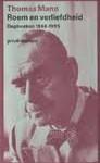 Sotsji: Thomas Mann – Roem en verliefdheid: dagboeken 1949 – 1955