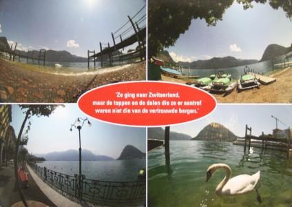 Groeten uit Lugano - foto's Tonio van der Heijden