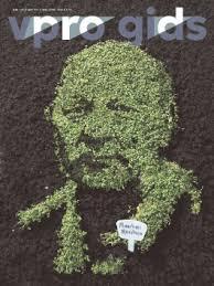 Maartens moestuin, cover VPRO Gids #14