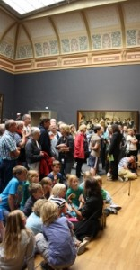 Rijksmuseum Kijken naar De Nachtwacht