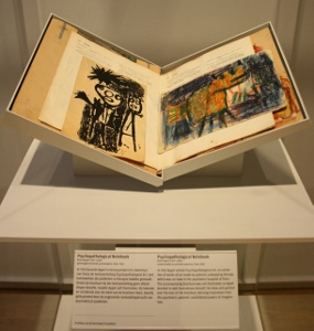 Rijksmuseum Psychopathological Notebook - Karel Appel