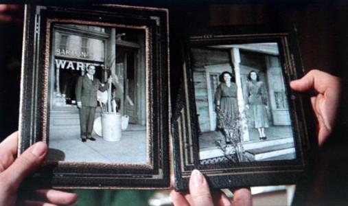 Familiefoto's, uit Vertigo - Alfred Hitchcock