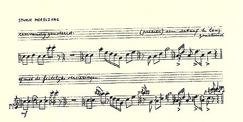 muziek vroege vogels