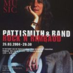 Benjamin Britten en Patti Smith in de weer met Arthur Rimbaud