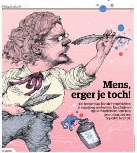 A.H.J. Dautzenberg - Mens, erger je toch