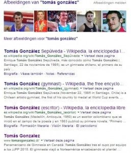 Google Tomás González