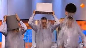 Ice Bucket Challenge Knevel & Van den Brink