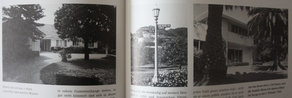 De huizen van Thomas Mann in Los Angeles - uit, Thomas Mann, Ein Leben in Bildern