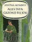 De weggeveegde voeten van Josepha Mendels