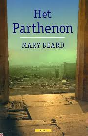 Het Parthenon - Mary Beard