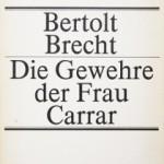 Val van de Muur: Brecht: goedkoop boek met een boodschap