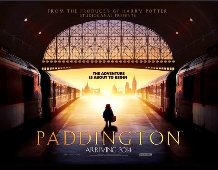Paddington, the movie