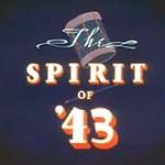 The Spirit of '43 - Disney