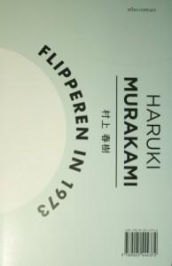 Flipperen in 1973 - Haruki Murakami