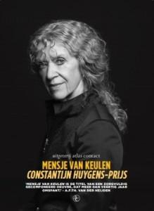Mensje van Keulen Constantijn Huygens-prijs