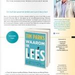 Tim Parks signaleert een trend