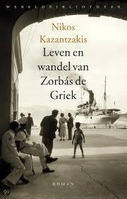 Leven en wandel van Zorbás de Griek - Nikos Kazantzakis