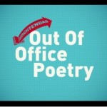 Ik ben er (even) niet: Out of Office Poetry