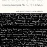 W.G. Sebald: van thuis los?