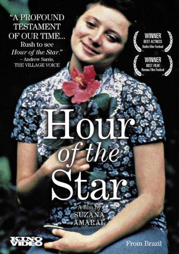 Het uur van de ster - Clarice Lispector, filmaffiche