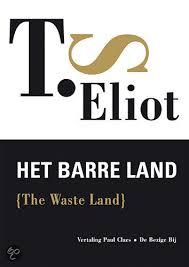 Het barre land - T.S. Eliot