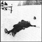 Drie keer één man in de sneeuw: Robert Walser, Robert Walser en Sebastian