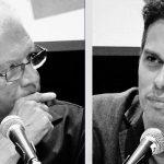 Poetry International 2017: De schrijver en zijn vertaler. Michael Palmer en Tom Van de Voorde
