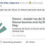 Altijd maar die feiten: Annejet van der Zijl werkt aan romans
