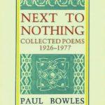 De dichter Paul Bowles (ver)kennen