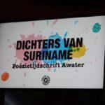 Awater Live: Gedichten ontleden op een podium
