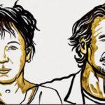 En de winnaars (van de Nobelprijs voor Literatuur) zijn… Olga Tokarczuk en Peter Handke