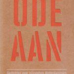 Recensie: Ode aan – Daniël Dee (en 39 anderen)