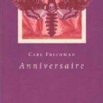 Dag lieve Carl. In memoriam Carl Friedman (1952-2020)