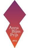 Anna Bijns Prijs 2012