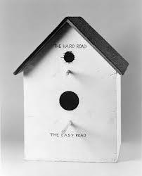 Catholic Birdhouse - Mike Kelley