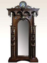 De spiegel van Sarah Bernhardt