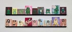 Naked Majas - Mike Kelley