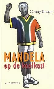 Nelson Mandela op de koelkast - Conny Braam, voorkant