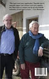 Piet Piryns en Cees Nooteboom