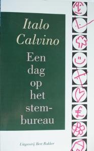Een dag op het stembureau - Italo Calvino