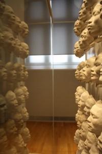 Rijksmuseum Gezichtsmaskers van de bevolking van Nias