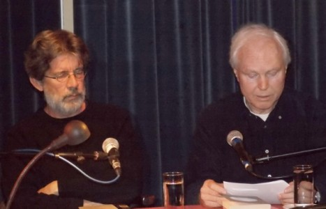 Tomás González (l) en Jos den Bekker