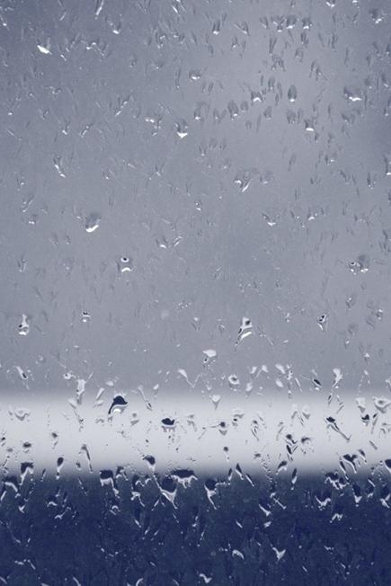 Rothko on a rainy day © Litza Kapitzaki