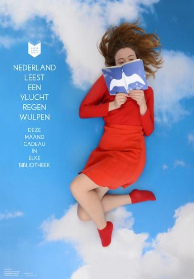 Nederland leest Een vlucht regenwulpen - Maarten 't Hart
